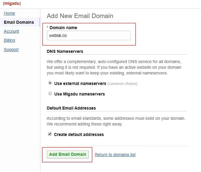 如何用自己的網址收信? 5 分鐘教你用 Migadu 免費建立網域信箱 | 6