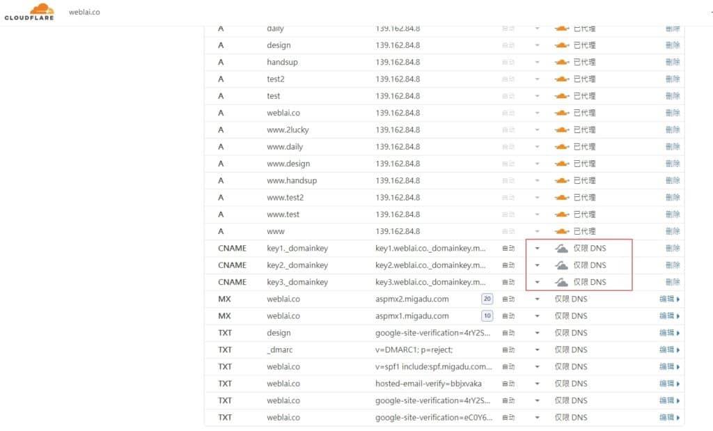 如何用自己的網址收信? 5 分鐘教你用 Migadu 免費建立網域信箱 | 14