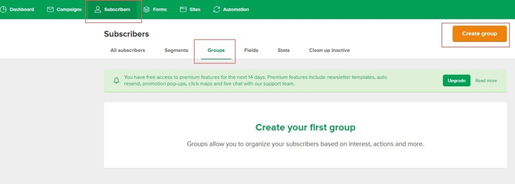 如何製作 WordPress 電子報?MailerLite 完整設定教學,No.1 電郵行銷工具推薦 | 27