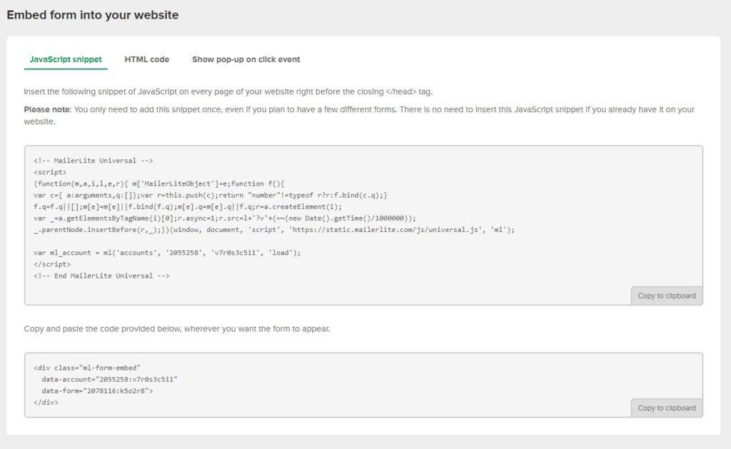 如何製作 WordPress 電子報?MailerLite 完整設定教學,No.1 電郵行銷工具推薦 | 35