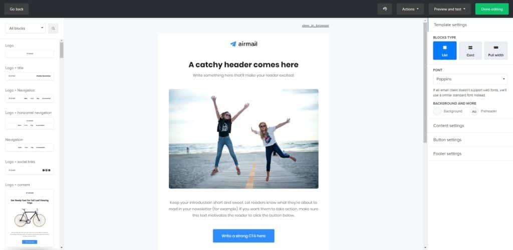 如何製作 WordPress 電子報?MailerLite 完整設定教學,No.1 電郵行銷工具推薦 | 55
