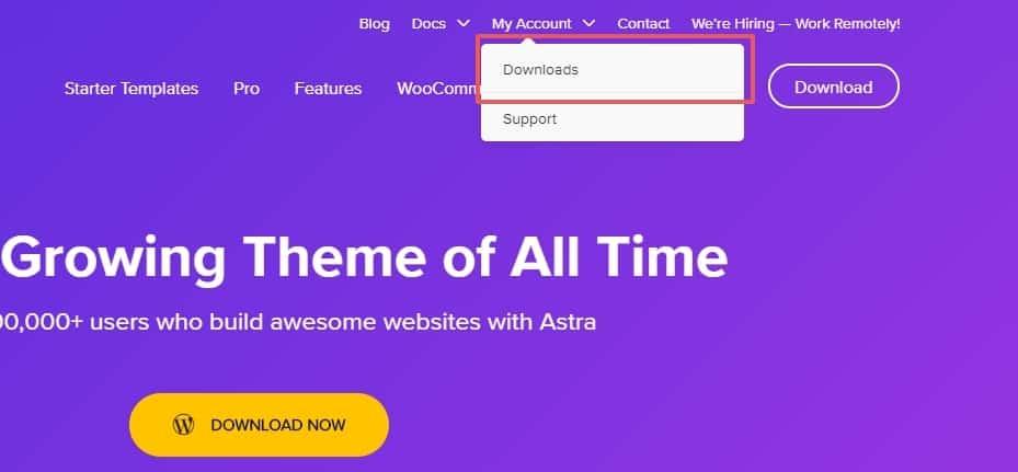 Astra 佈景主題教學,1 款適合所有人的 WordPress 主題 | 9