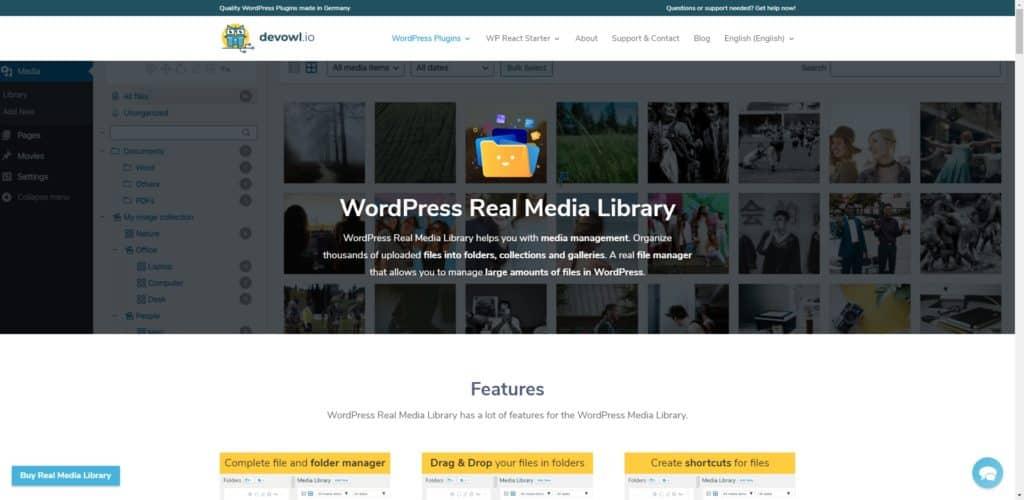 如何分類 WordPress 圖片?媒體庫管理外掛 Real Media Library 教學 | 22