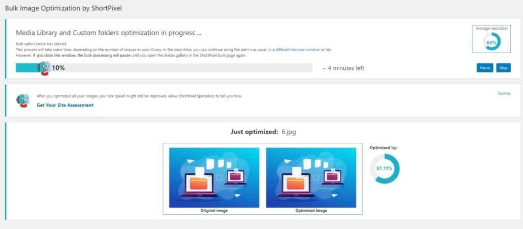 如何提升 WordPress 網站速度?使用 WebP 圖片格式縮短網站載入時間 100% | 16