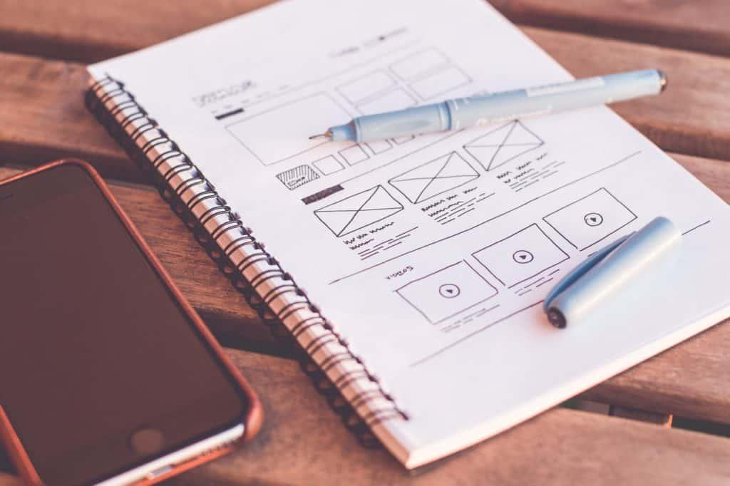 不是設計師如何做出好看的網站?10 個優化你網站外觀的技巧 | 1