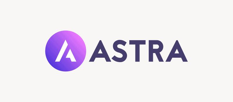 Astra Banner